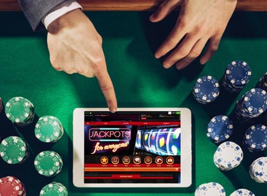 Онлайн казино с лицензией